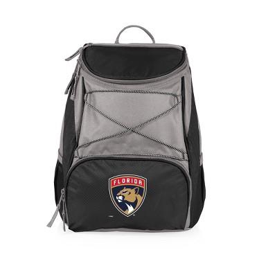 NHL Florida Panthers PTX Backpack Cooler - Black