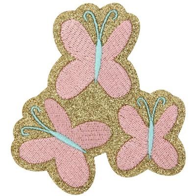 Elope My Little Pony Fluttershy Glitter Costume Patch Unisize