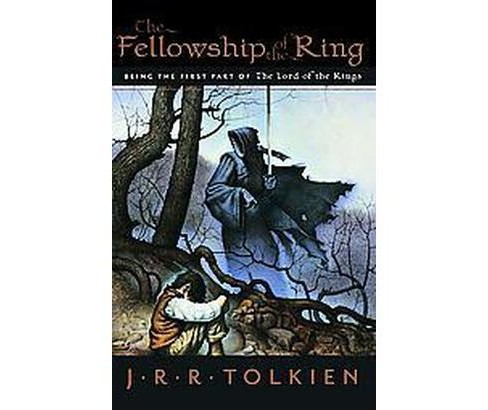 Fellowship Of The Ring (Paperback) (J. R. R. Tolkien) - image 1 of 1