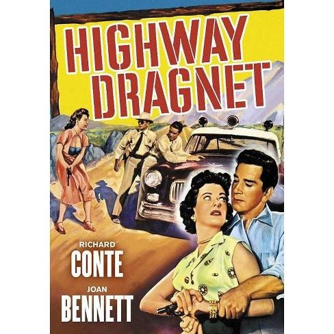 Highway Dragnet (DVD) - image 1 of 1