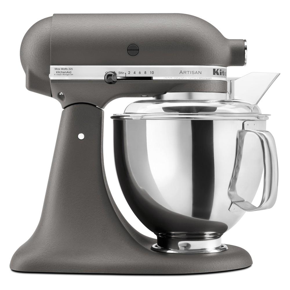 KitchenAid Refurbished Artisan Series 5qt Stand Mixer – Gray RRK150GR 53499030