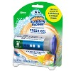 Scrubbing Bubbles Fresh Gel Toilet Cleaning Stamp Citrus Dispenser with 6 Stamps - image 3 of 4