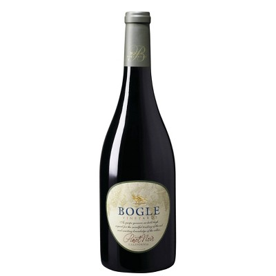 Bogle Pinot Noir Red Wine - 750ml Bottle