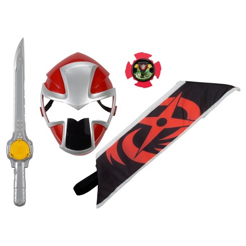 Power Rangers Ninja Steel - Red Ranger Hero Set - image 1 of 4