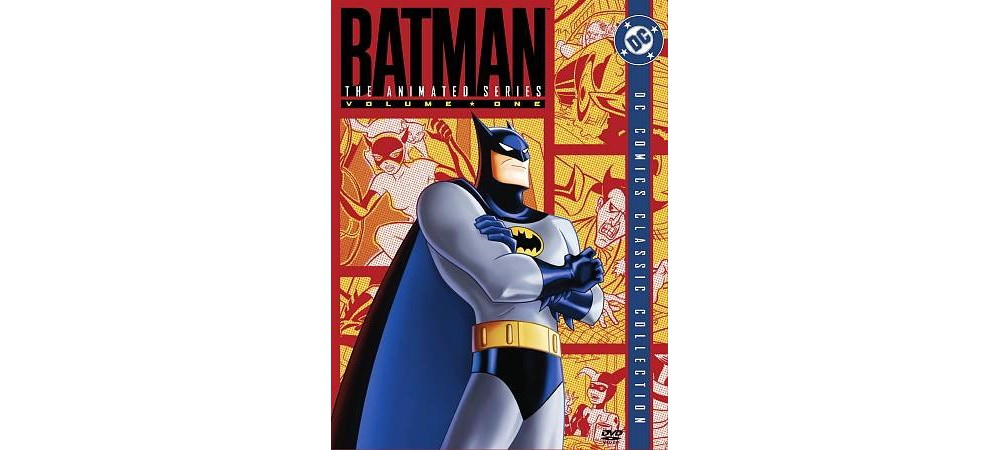 Batman Animated Series Vol 1 (Dvd)