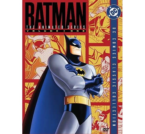 Batman:Animated Series Vol 1 (DVD) - image 1 of 1