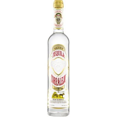 Corralejo Silver Tequila - 750ml Bottle