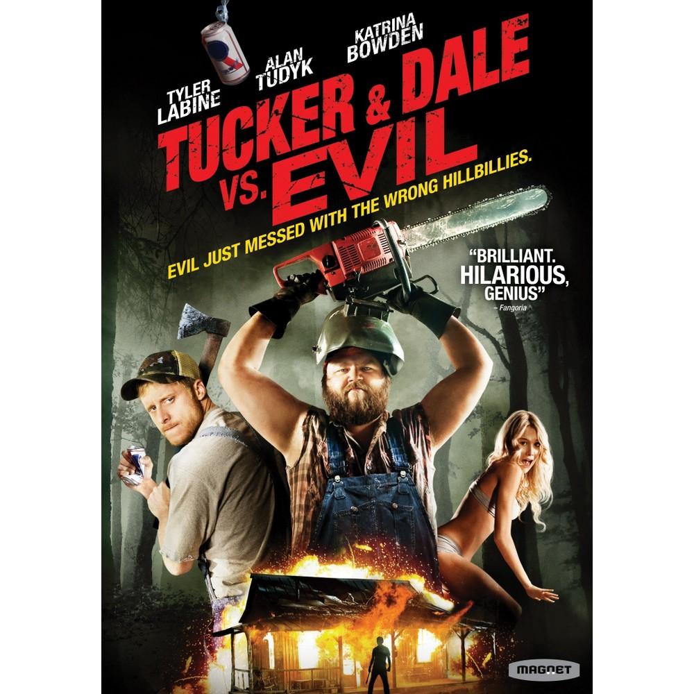 Tucker 38 Dale Vs Evil Dvd
