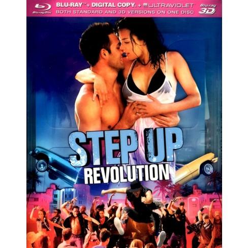 Step Up Revolution [Includes Digital Copy] [UltraViolet] [3D] [Blu-ray] - image 1 of 1