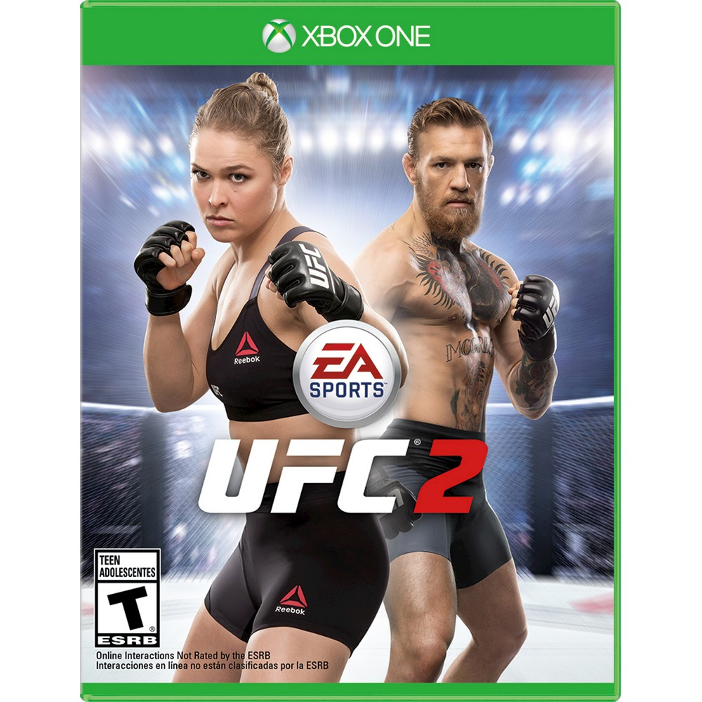 UFC 2 Xbox One, video games