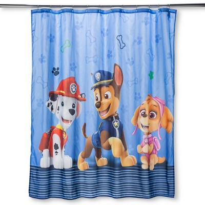 PAW Patrol Shower Curtain