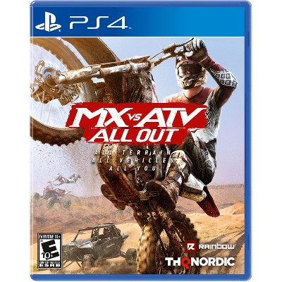 MX vs. ATV: All Out - PlayStation 4