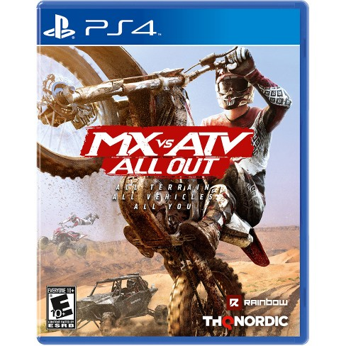 MX vs. ATV: All Out - PlayStation 4 - image 1 of 7