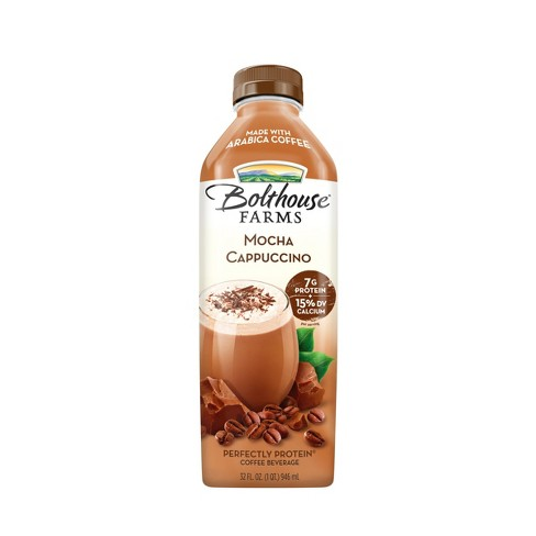Bolthouse Farms Mocha Cappuccino - 32oz - image 1 of 5