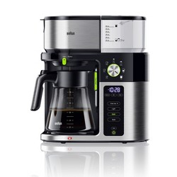 Braun MultiServe Drip Coffee Maker - KF9050