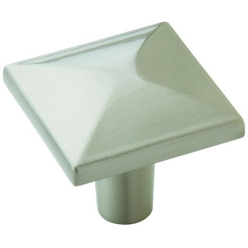 "Amerock BP29370 Extensity 1-1/8"" Square Cabinet Knob - image 1 of 4"