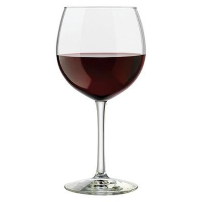 Libbey Vineyard Reserve 19.75oz Stemware Merlot Glasses - Set of 4