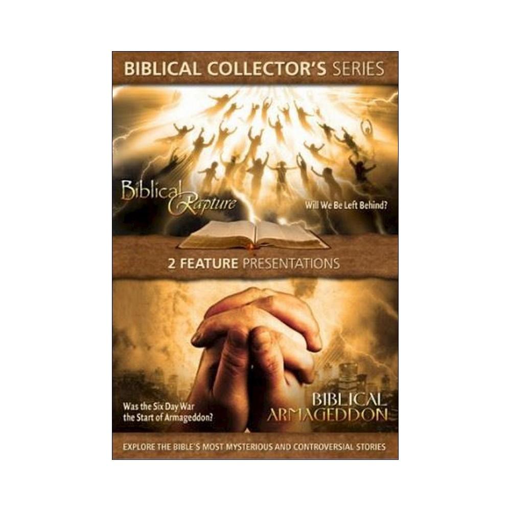 Biblical:Biblical Rapture & Biblical (Dvd)