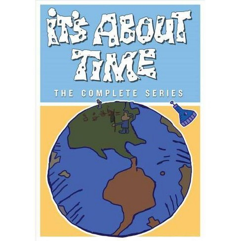 It's About Time: The Complete Series (DVD) - image 1 of 1