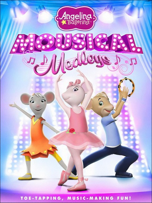 Angelina Ballerina: Mousical Medleys - image 1 of 1