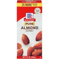 McCormick Pure Almond Extract - 2oz
