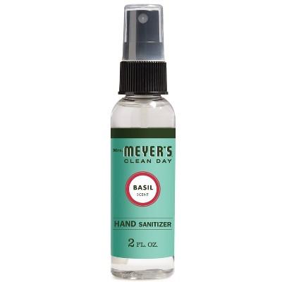 Hand Sanitizer: Mrs. Meyer's