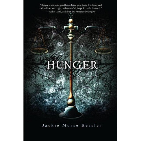 Hunger - (Riders of the Apocalypse) by  Jackie Morse Kessler (Paperback) - image 1 of 1
