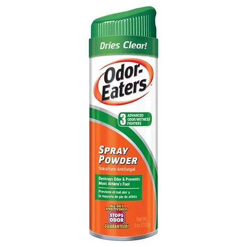 Odor-Eaters® Foot & Sneaker Spray - 4oz - image 1 of 1