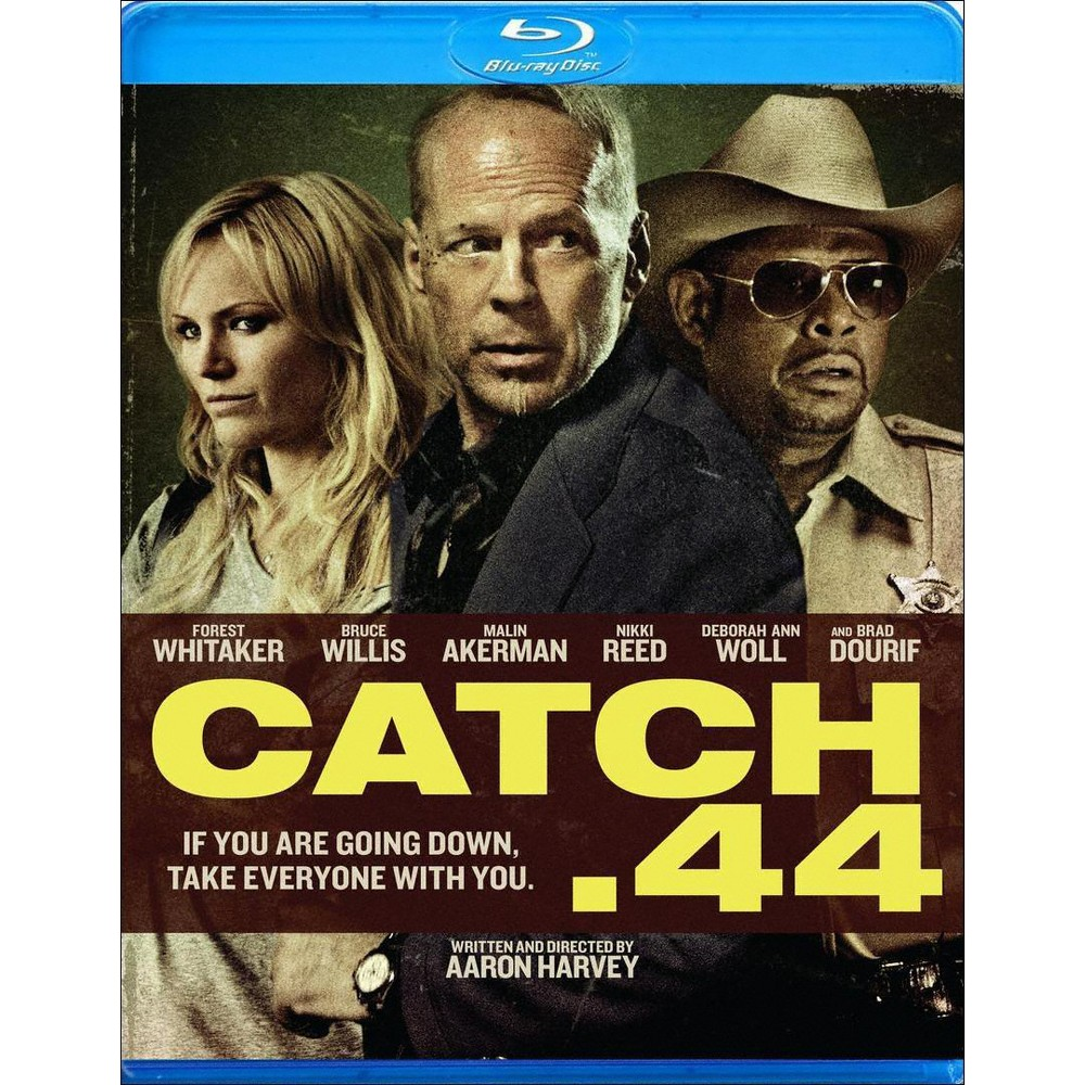 Catch 44 Blu Ray