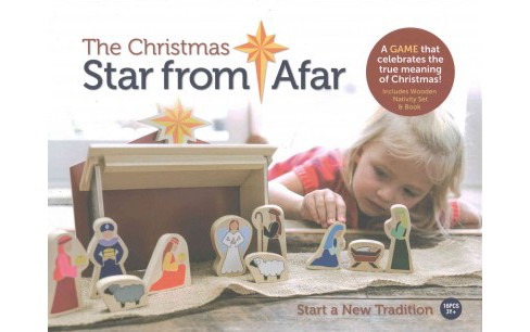 Christmas Star from Afar (Hardcover) (Natalie Ard) - image 1 of 1