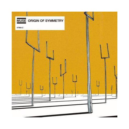 Muse - Origin of Symmetry (CD) - image 1 of 1
