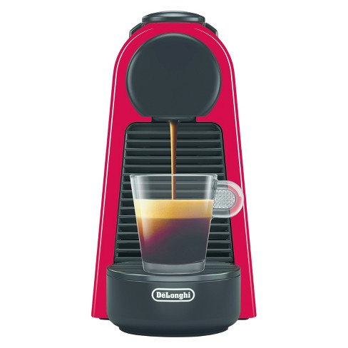 Nespresso Essenza Mini Espresso Machine Ruby Red By Delonghi Target