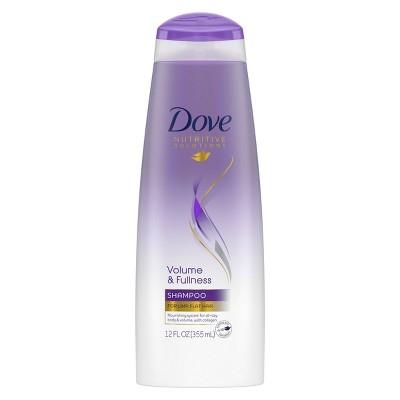 Dove Beauty Volume and Fullness Shampoo - 12 fl oz