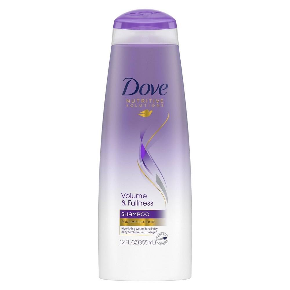 Dove Beauty Volume And Fullness Shampoo 12 Fl Oz