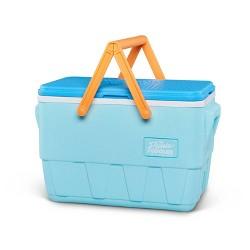 Igloo Retro Picnic Basket Cooler - Mint