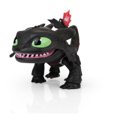 """The Loyal Subjects How To Train Your Dragon 6""""-7"""" Action Vinyl: Toothless"""