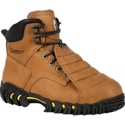 Men's Michelin® Sledge Steel Toe Metatarsal Work Boots