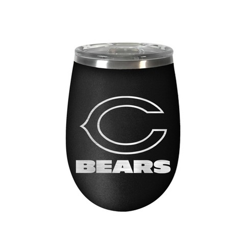 NFL Chicago Bears Stealth Wine Tumbler - 12oz - image 1 of 1