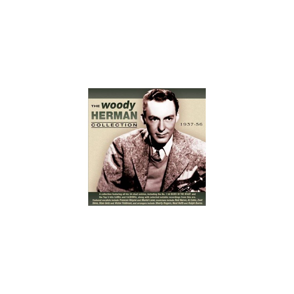 Woody Herman - Collection:1937-1956 (CD)