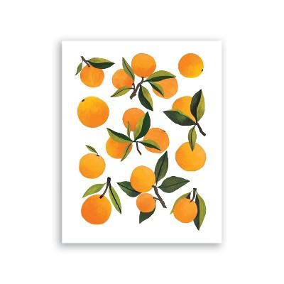 Clementine Kids Fresh Clementine Art
