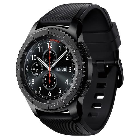 1d696c675f8 Samsung Gear S3 Frontier Smartwatch - Dark Gray   Target
