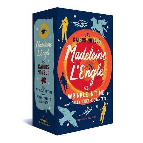Madeleine l'Engle: The Kairos Novels: The Wrinkle in Time and Polly O'Keefe Quartets - (Hardcover) - image 1 of 1