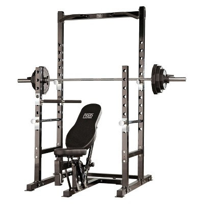 Marcy Pro Power Rack and Bench (PM3800)