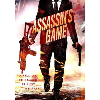 Assassin's Game (DVD)(2020)