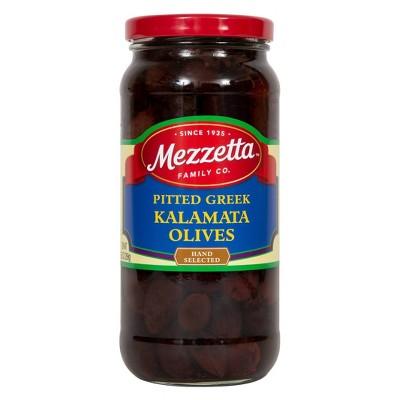 Mezzetta Pitted Kalamata Olives - 9.5oz