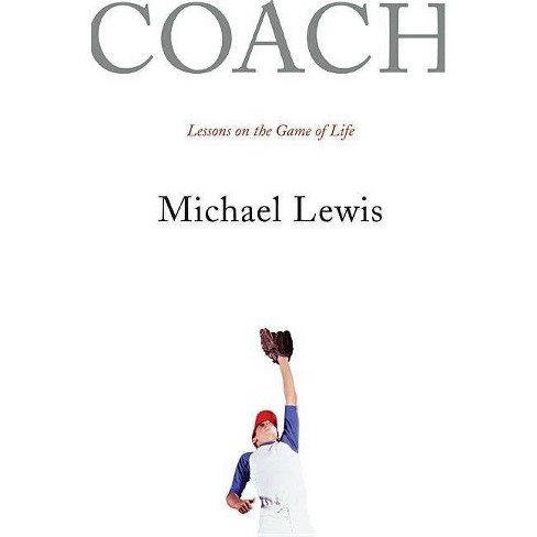 Coach - by  Michael Lewis (Hardcover) - image 1 of 1
