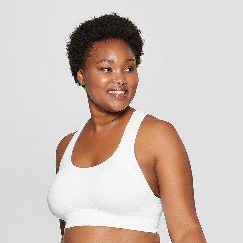Women's Plus Size Seamless Racerback Sports Bra - C9 Champion® - image 1 of 2