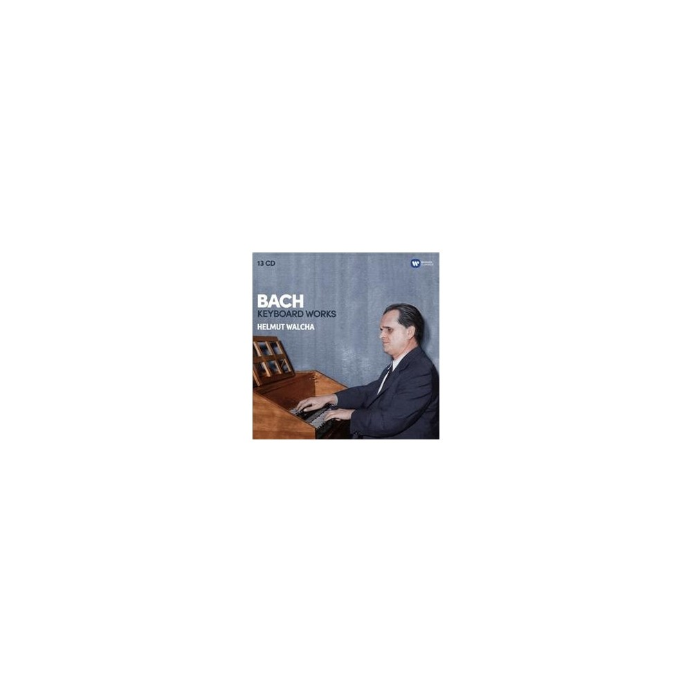 Helmut Walcha - Bach:Keyboard Works (CD)