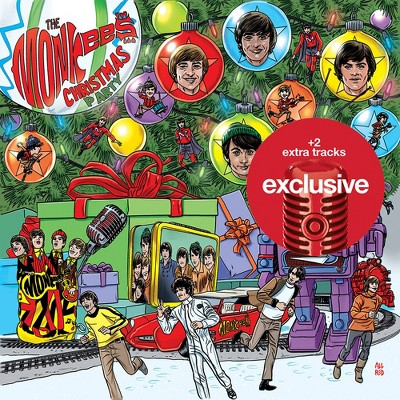The Monkees Christmas Party (Target Exclusive) (CD)