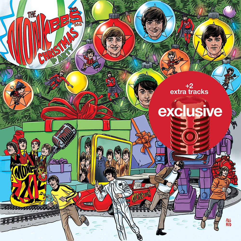 The Monkees Christmas Party (Target Exclusive)